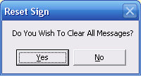 ClearMessage