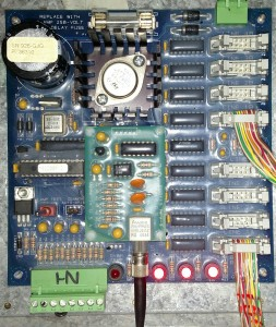 V5 Receiver Card Photo