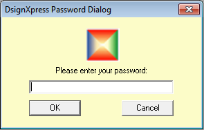 M2000 Password Promt