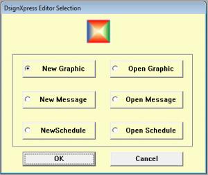 Editor Selection